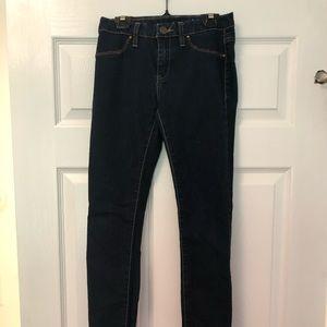 Blank nyc low rise skinny jean